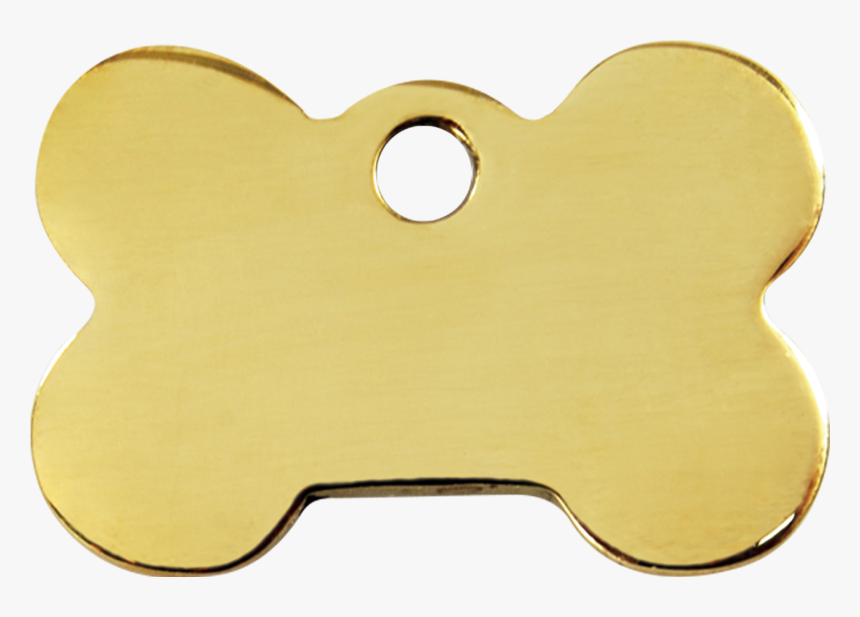 Red Dingo Brass Bone Pet Id Dog Tags Clipart , Png - Red Dingo, Transparent Png, Free Download