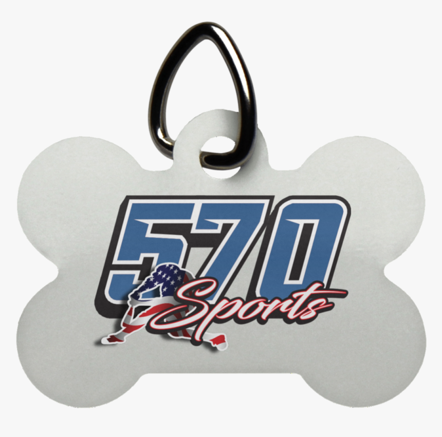 Un5771 Dog Bone Pet Tag - Keychain, HD Png Download, Free Download