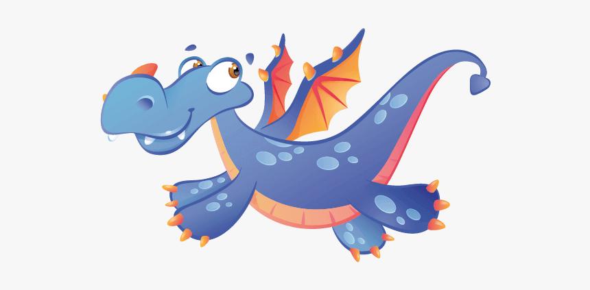 Dinosaurs Fly Cartoon Png Transparent Png Kindpng