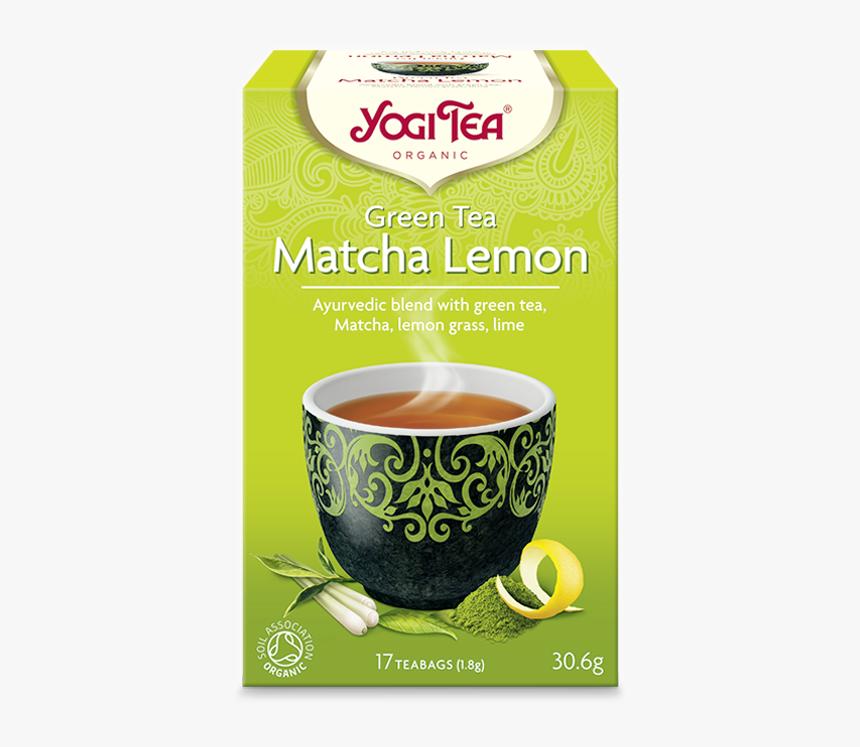 Yogi Tea Matcha Lemon, HD Png Download, Free Download