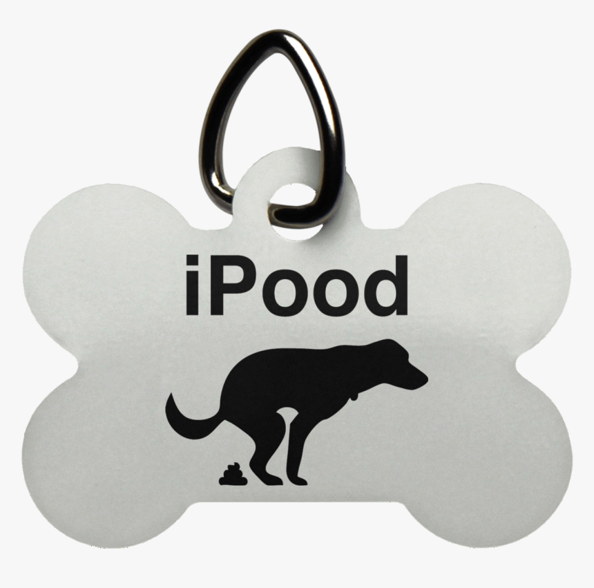 Ipood Dog Bone Pet Tag - Cougar, HD Png Download, Free Download