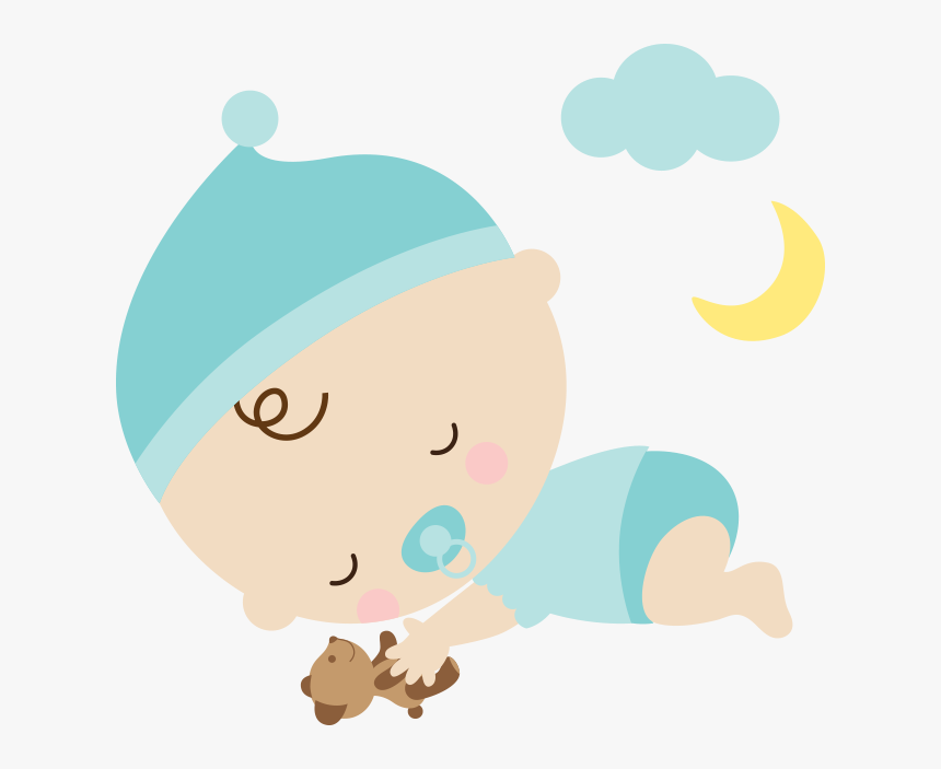 The Sleep Training Method Cartoon Baby Sweet Dreams Hd Png Download Kindpng