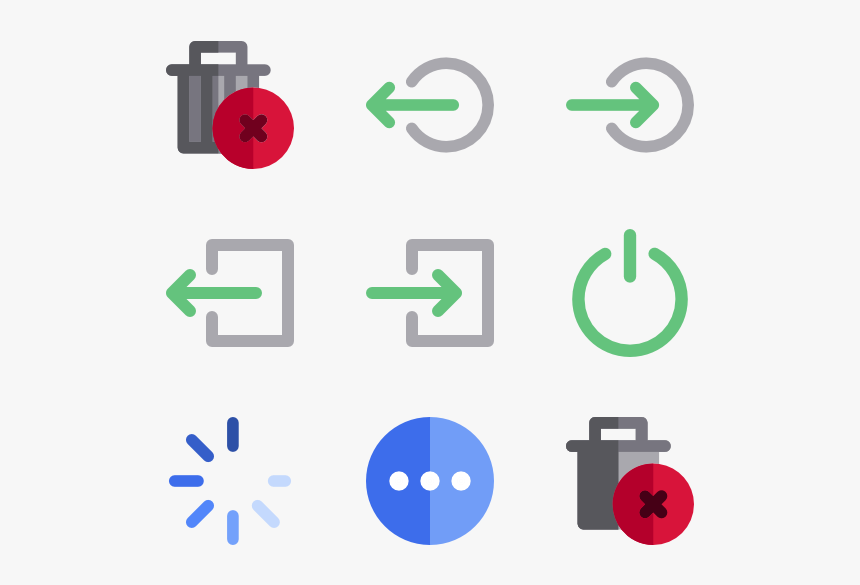 Web Buttons - Png Icon, Transparent Png, Free Download