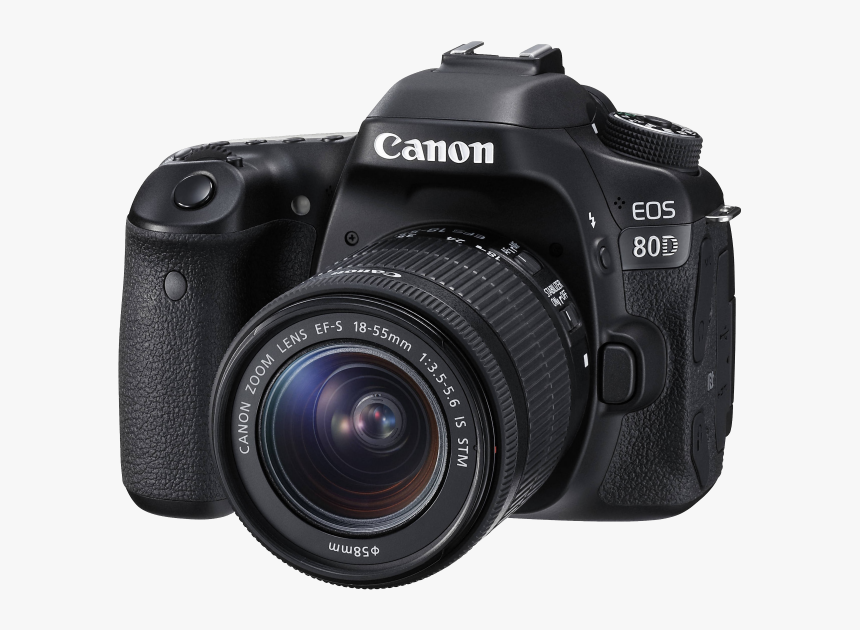 Transparent Camera - Canon Eos 90d, HD Png Download, Free Download