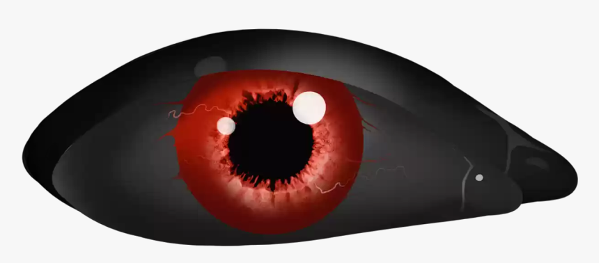 Scary Eyes Png - Circle, Transparent Png, Free Download