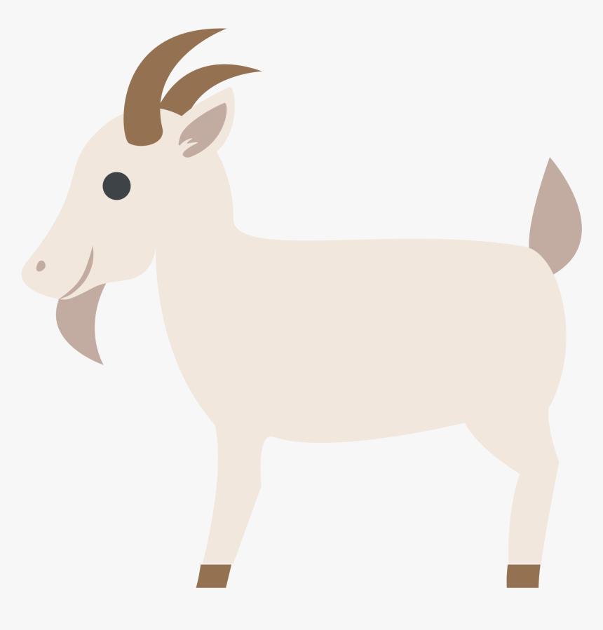 Goat Emoji Png - Goat Emoji Svg, Transparent Png, Free Download