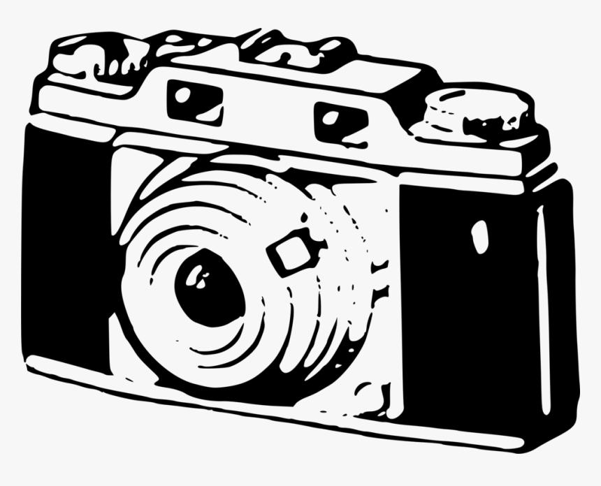 Digital Camera Art Monochrome Photography Desenho De Camera