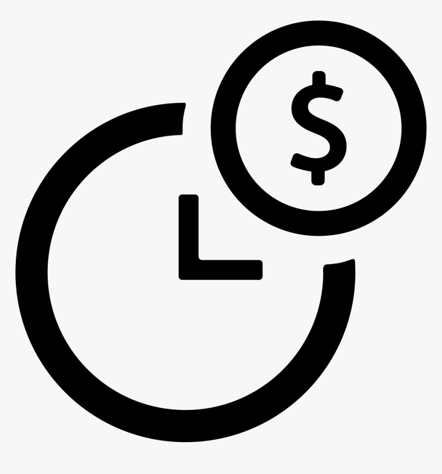 Time Is Money - Time And Money Png, Transparent Png, Free Download