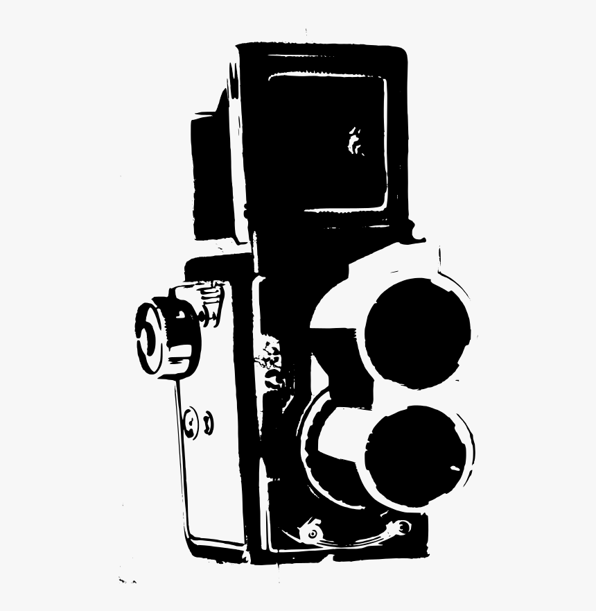 Camera Accessory Monochrome Photography Photography Vintage Camera Vector Png Transparent Png Kindpng