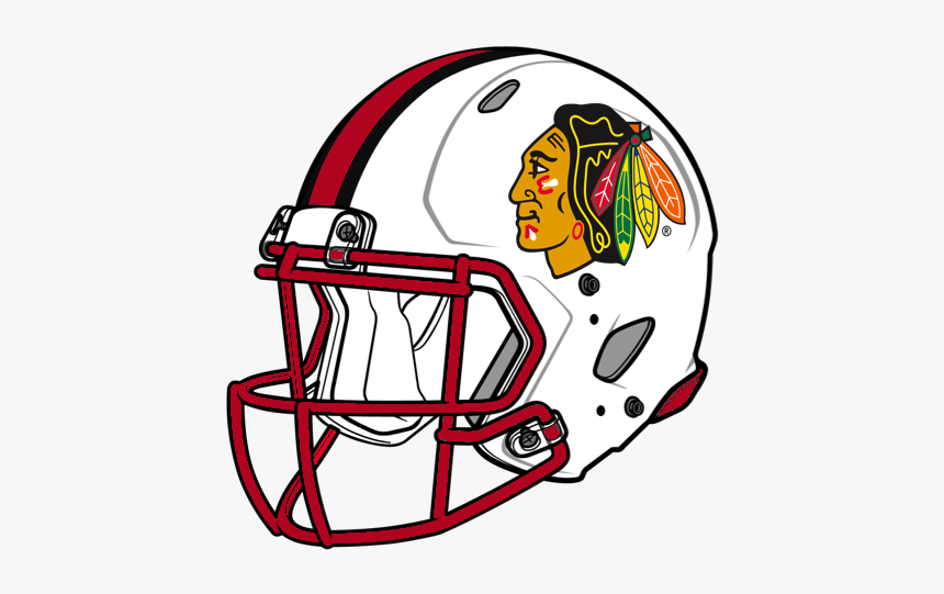 Nhl Football Helmets, HD Png Download, Free Download
