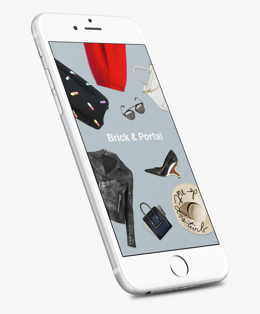 Get The Fashion Styling App - Iphone, HD Png Download, Free Download