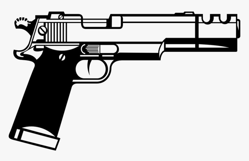 clip firearm gun pistol clip art gun clipart hd png download kindpng clip firearm gun pistol clip art gun