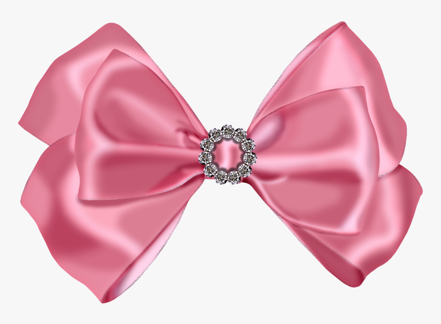 Pink Bow Tie Clip Art - Pink Bow Tie Png, Transparent Png, Free Download
