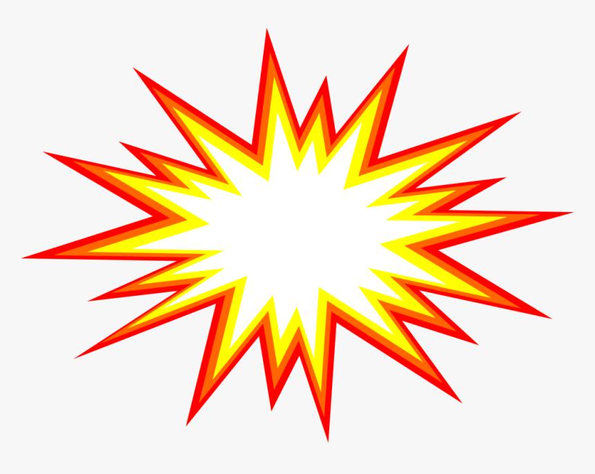 explosion clipart, hd png download - kindpng  kindpng