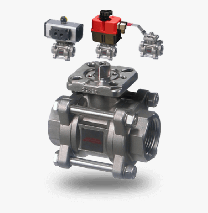 Ball Valve, HD Png Download, Free Download