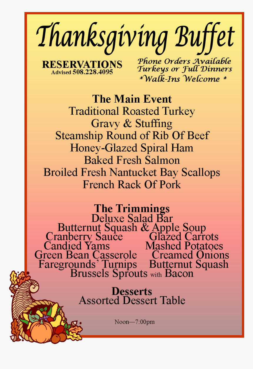 Faregrounds-thanksgiving - Illustration, HD Png Download, Free Download