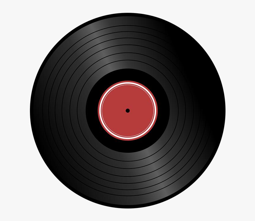 Vinil, Músicas, Retro - Circle, HD Png Download, Free Download
