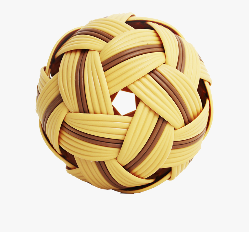Transparent Rubber Band Ball Png - Sepak Takraw Ball Png, Png Download, Free Download