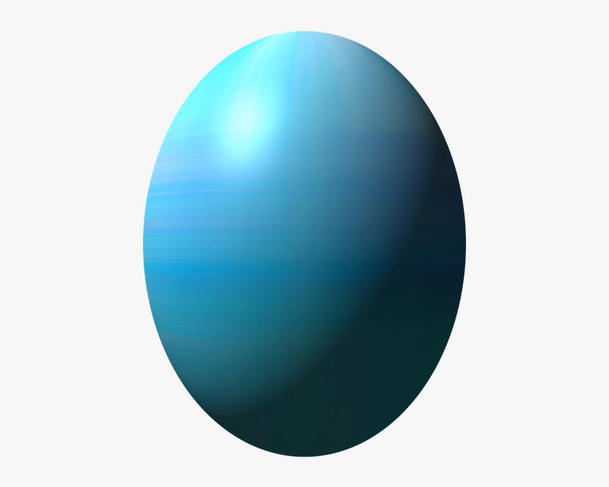 Blue Easter Egg Png, Transparent Png, Free Download