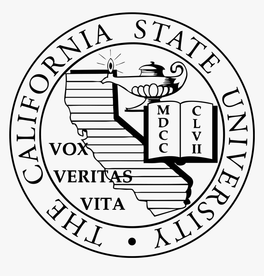 Lars Maischak V - California State University Emblem, HD Png Download, Free Download