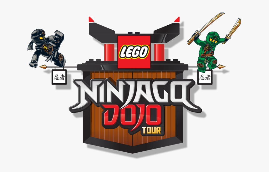 "Lego Ninjago Logo Png - ""ninjago: Masters Of Spinjitzu"" (2011), Transparent Png, Free Download"