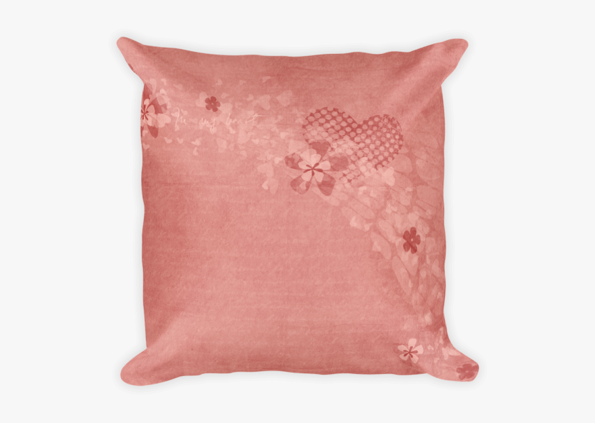 Square Pillow Sky Blue, HD Png Download, Free Download