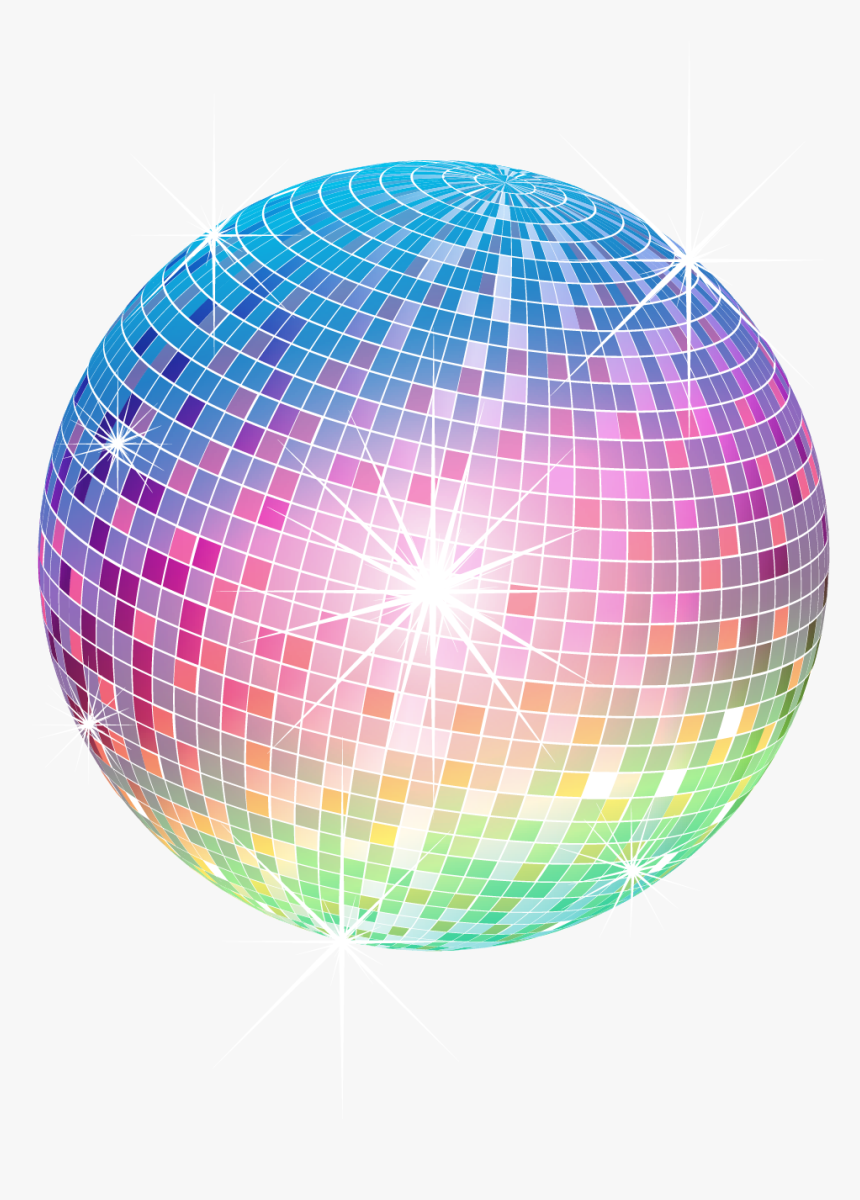Ball Gurdwara Transprent Png Free Download Sphere - Colorful Disco Ball Png, Transparent Png, Free Download