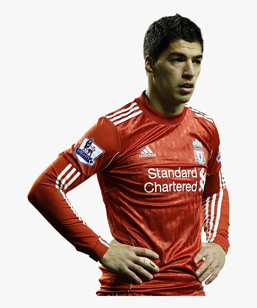 Luis Suarez Liverpool Png, Transparent Png, Free Download
