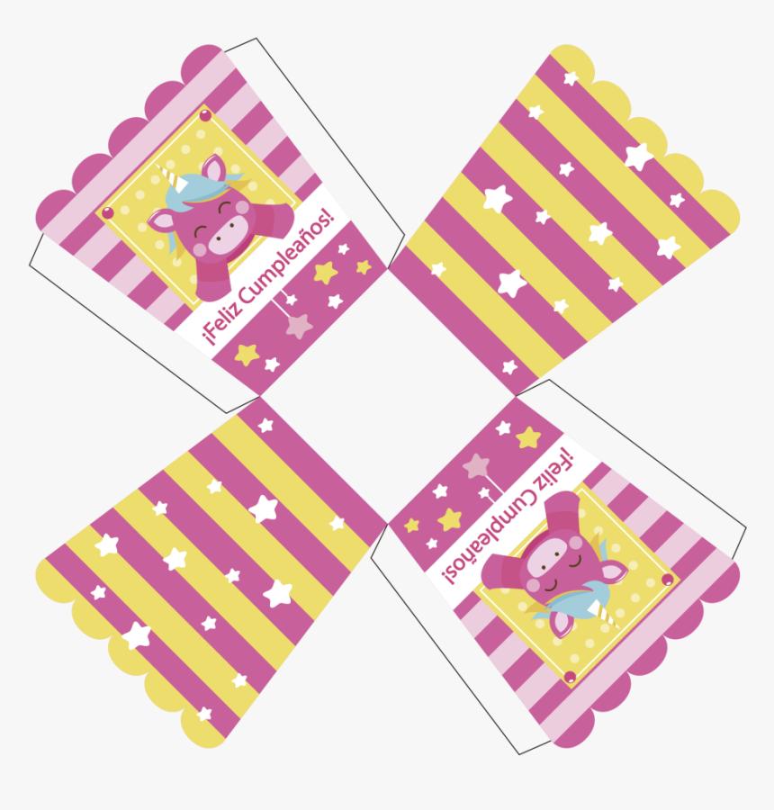 Transparent Unicornio Png - Cajas De Palomitas De Unicornio Para Imprimir, Png Download, Free Download