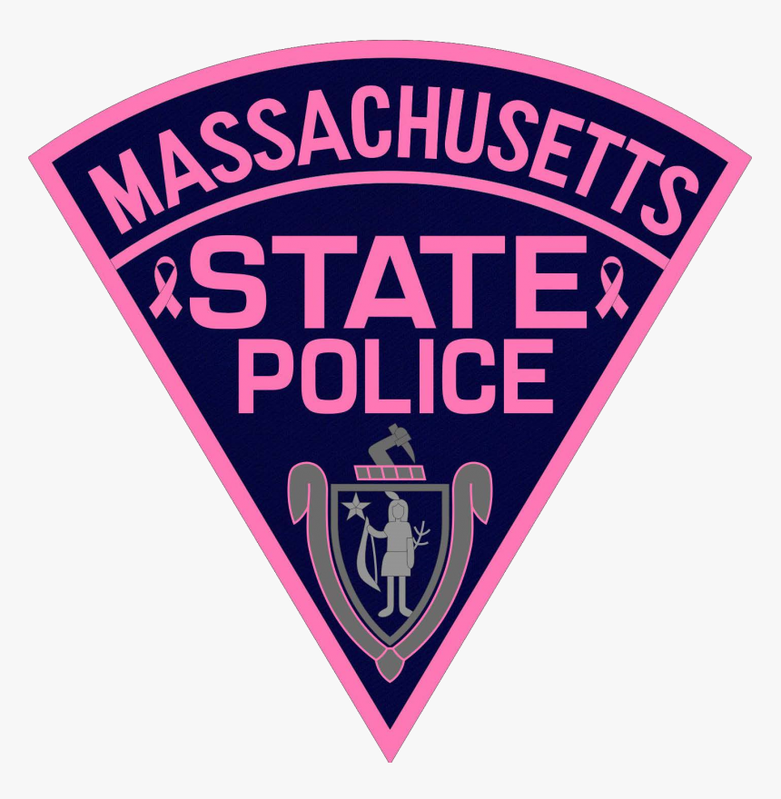 Massachusetts State Police Logo, HD Png Download, Free Download
