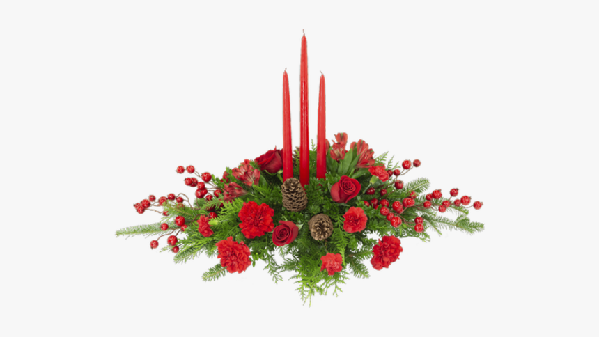 Christmas Presence - Bouquet, HD Png Download, Free Download