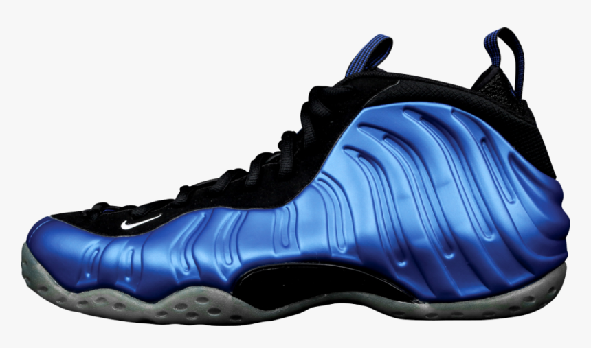 Blue Penny Hardaway Shoes, HD Png