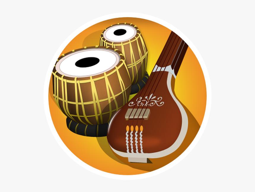 Tanpura Tabla, HD Png Download, Free Download