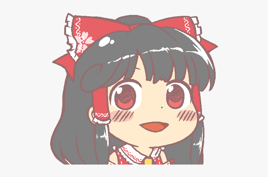 Hakurei Reimu Get A Load Of This Guy, HD Png Download, Free Download