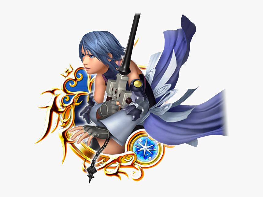 Hd Aqua - Kingdom Hearts Aqua Render, HD Png Download, Free Download