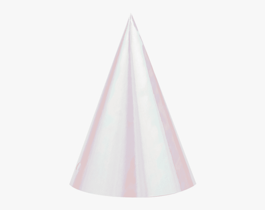 Iridescenty Party Hats - Lampshade, HD Png Download, Free Download