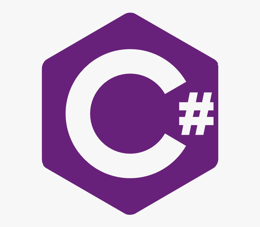 Transparent C Programming Png - C Sharp Logo Png, Png Download, Free Download