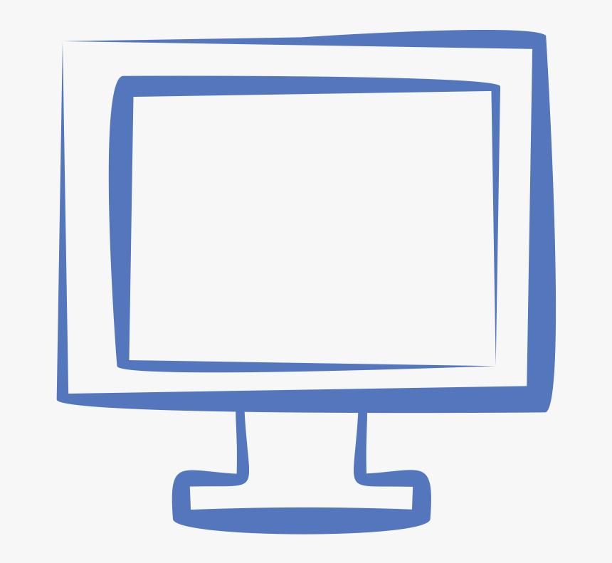 Led-backlit Lcd Display Clipart , Png Download, Transparent Png, Free Download