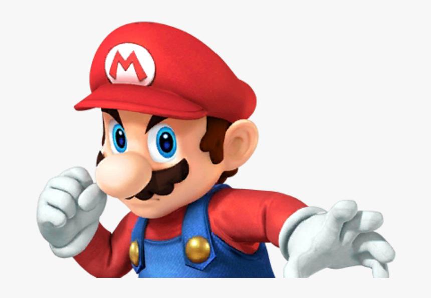 Super Smash Bros Ultimate Fire Mario Clipart , Png - Super Smash Bros Mario Trophy, Transparent Png, Free Download
