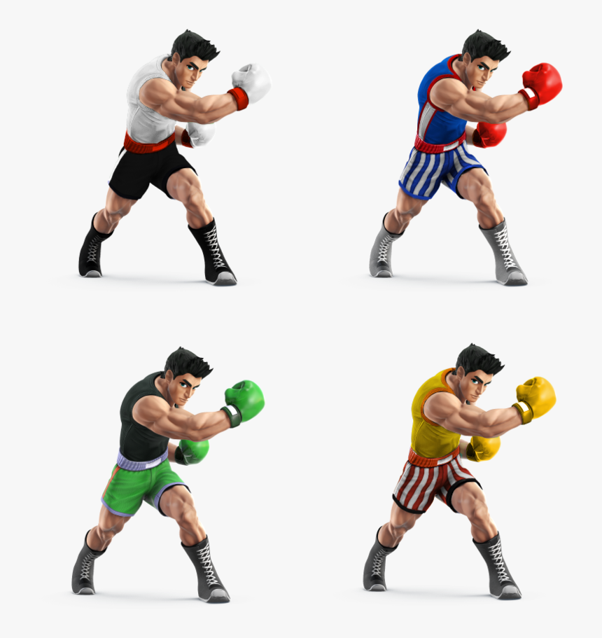 Little Mac Ssb4 Png Clip Transparent Download - Little Mac Smash Bros Ultimate, Png Download, Free Download