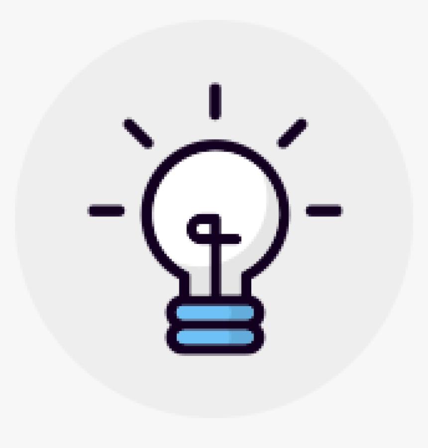 Pink Light Bulb Icon Hd Png Download Kindpng