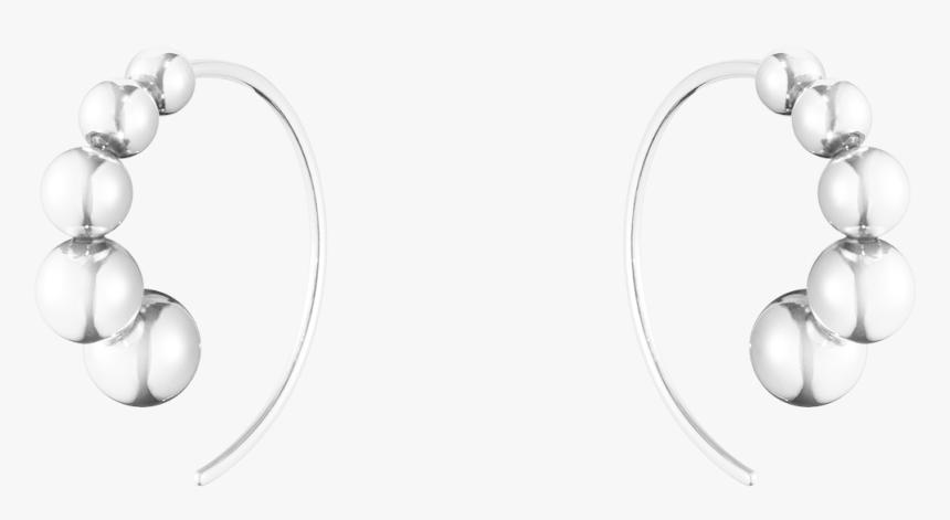 Moonlight Grapes Earrings - Georg Jensen Moon Light Earrings, HD Png Download, Free Download