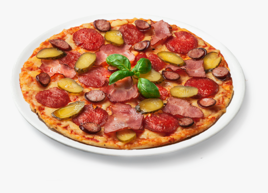 California-style Pizza, HD Png Download, Free Download