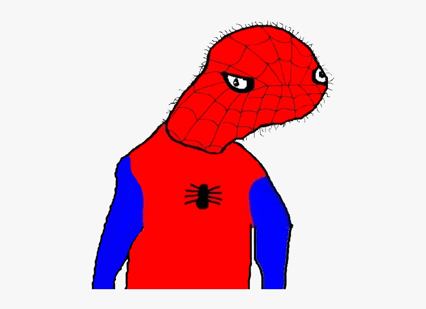 Spider Man Meme, HD Png Download, Free Download