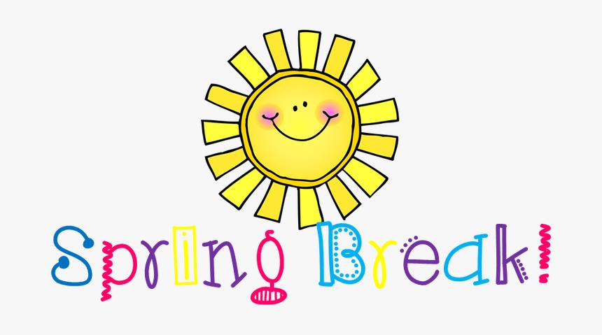 Picture - School Spring Break 2018, HD Png Download, Free Download