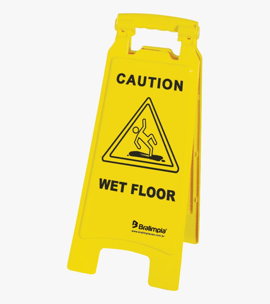 Transparent Wet Floor Sign Png - Sign, Png Download, Free Download