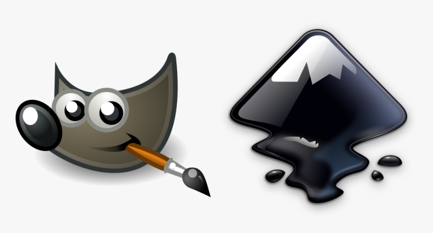 Convert A Simple Image To A Vector Graphic Using Gimp - Gimp Png, Transparent Png, Free Download