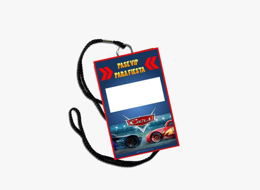 Invitacion Cars 3 Editable, HD Png Download, Free Download