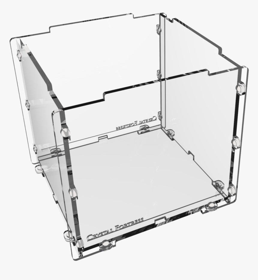 """Acrylic Miniatures Display Case""""  Class=""""lazyload Lazyload - Coffee Table, HD Png Download, Free Download"""