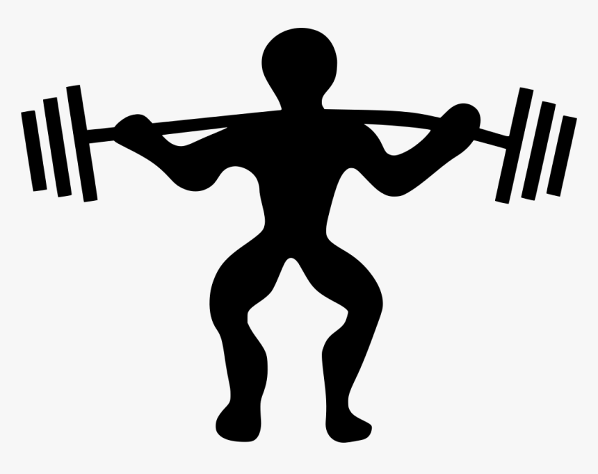 Weight Lifting Clip Art, HD Png Download, Free Download